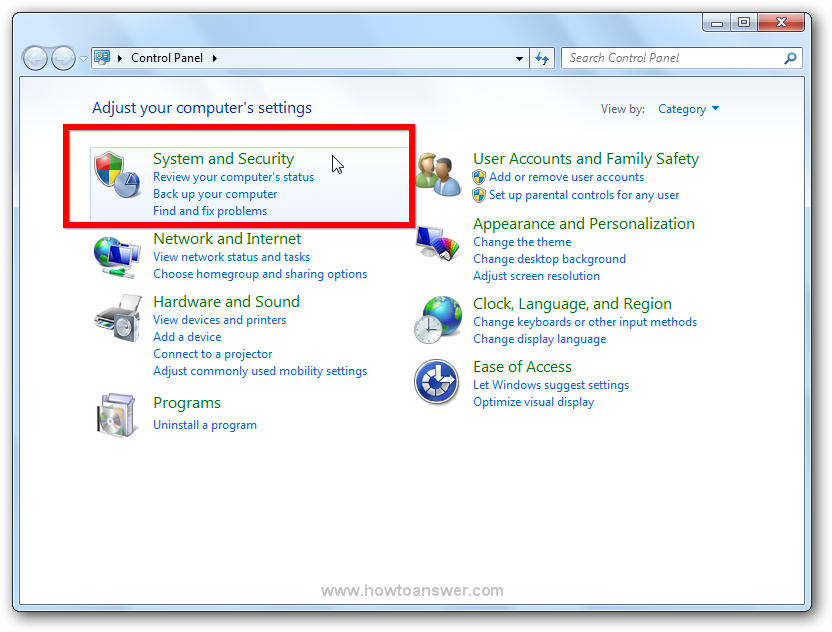 change language in windows 7