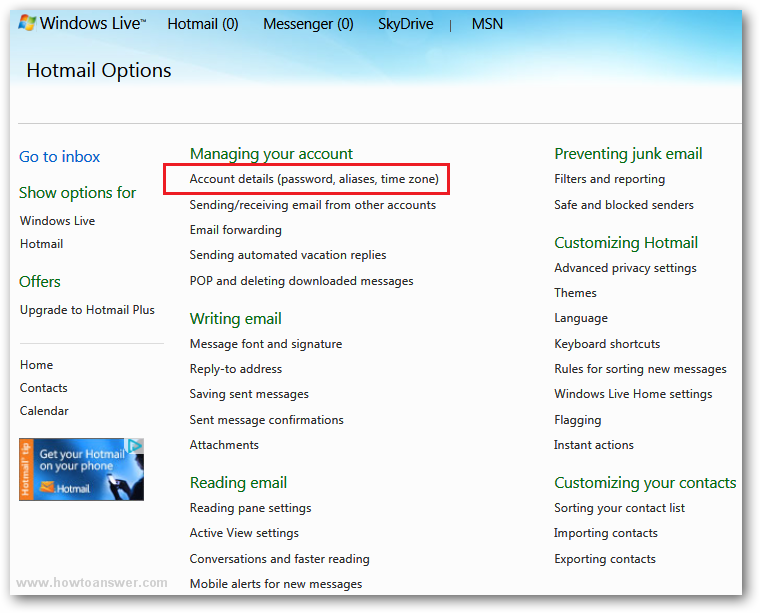 Hotmail mobile live Live and