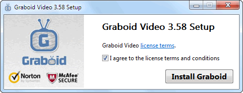 Graboid Video setup