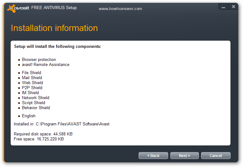 avast cannot be installed path is invalid