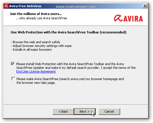 How to Install Avira Antivirus