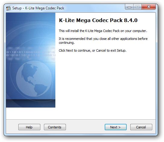 K-lite codec pack mega 13. 8. 0 download for windows / filehorse. Com.