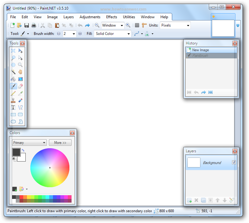 Best graphics software for windows Paint software free download