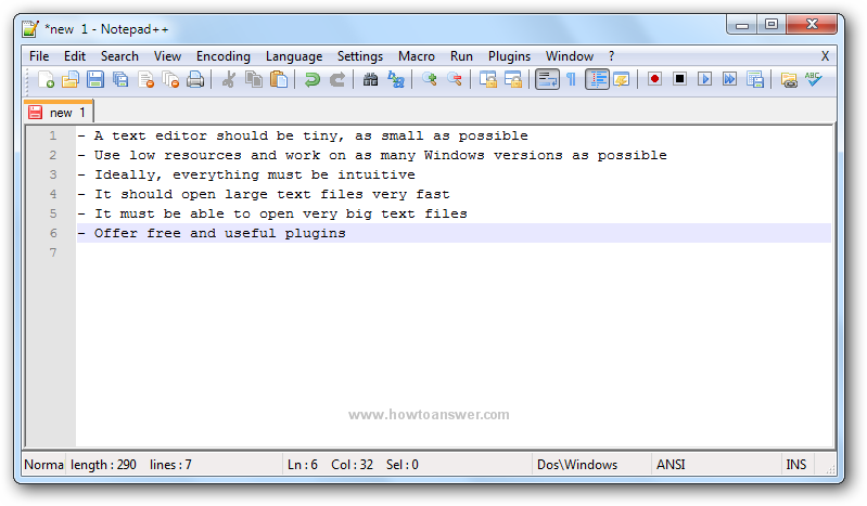 Best Text Editors for Windows