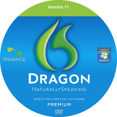 DragonNaturally Speaking CD Premium Version 11